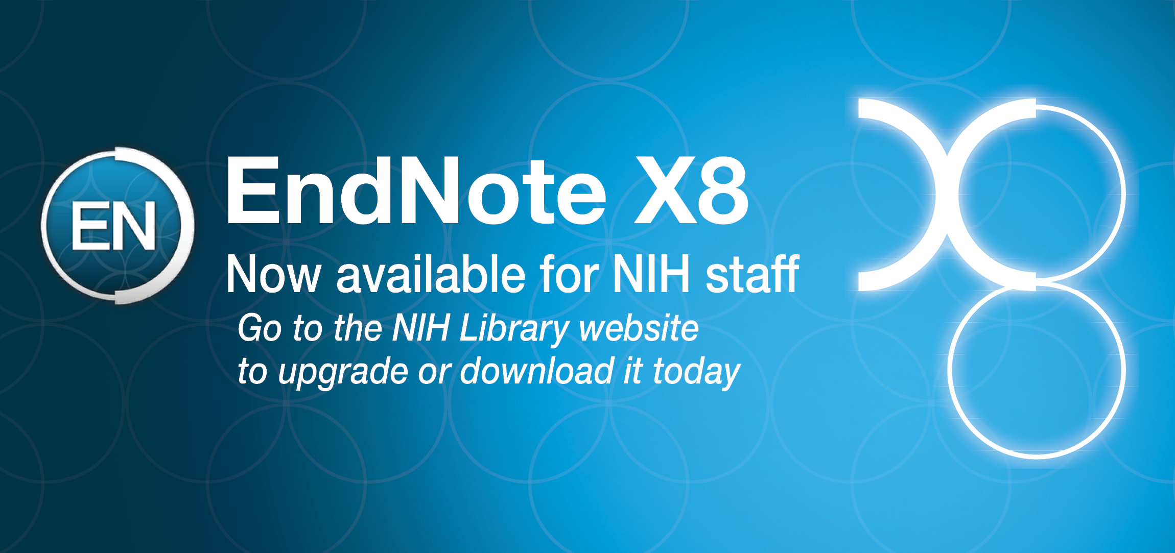 The Nih Library Is Making Endnote X8 Available To Nih Staff Through  December 31, 2017 This License Allows Anyone Directly Associated With Nih  To Download